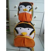 kit mochilete e lancheira -  - Não informada