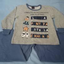 Pijama Bela Notte - 8 anos - Bela Notte