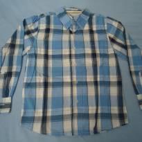 Camisa xadrez Fuzarka - 4 anos - Fuzarka