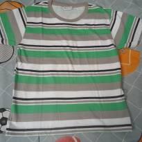 Camisa Brandili listrada - 4 anos - Brandili