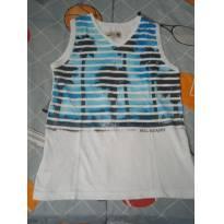 Camiseta Marisol branca - 6 anos - Marisol