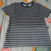 Camisa Hering listrada - 6 anos - Hering Kids