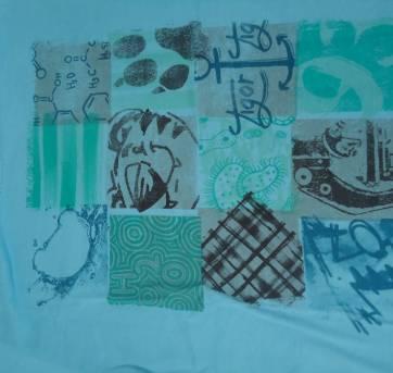 Camisa Tigor azul - 6 anos - Tigor T.  Tigre