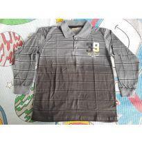 Camisa polo manga comprida Rolú - 6 anos - Rolú