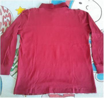 Camisa polo manga comprida Rolú - 8 anos - Rolú