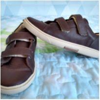 Sapato Le Cut marrom - 32 - Não informada