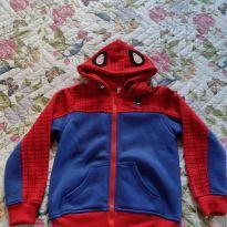 Jaqueta Homem Aranha - 8 anos - Spider Man