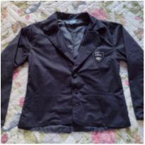 Blazer azul marinho - 10 anos - Look jeans