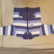 blusa de linha - 6 a 9 meses - Sonho Mágico