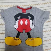 camiseta Mickey - 1 ano - marisa
