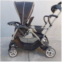 Carrinho Gracco Room for 2 Classic Connect -  - Graco