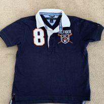 Polo Tommy Hilfiger - 3 anos - Tommy Hilfiger