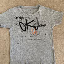 Camiseta Calvin Klein - 4 anos - Calvin Klein