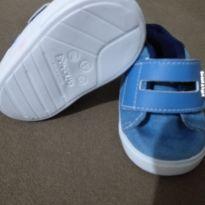 Tênis Infantil Azul - 15 - Pimpolho