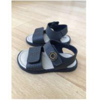 Sandália azul - 19 - Ortopasso