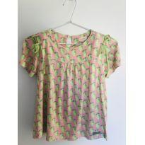 Bata Green Frutinhas - 8 anos - Green