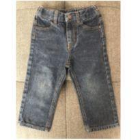 Calça Jeans com elástico 18m - 18 meses - Nautica