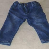 Calça jeans Tedy Boom - 6 a 9 meses - Teddy Boom