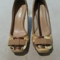 Sapato Tam 35 - 35 - Não informada