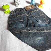 Calça Jeans baby estilosa - 2 anos - Não informada