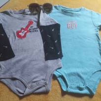 Bodys diversos Tam 18 meses - 18 a 24 meses - Jumping Beans
