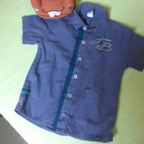 Camisa Baby Tigor - 12 a 18 meses - Tigor Baby