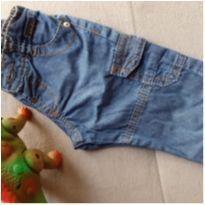 Calça Jeans M - 6 a 9 meses - Articolare
