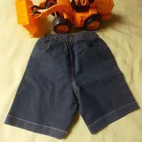 Short jeans azul - 18 a 24 meses - Boca Grande