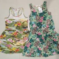 vestidinhos de verão - 8 anos - Várias