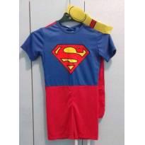fantasia super homem nova - 6 anos - Fantasias  Sulamericana