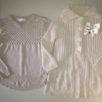 casacos em linha - 10 anos - Pituchinhus
