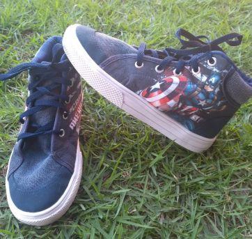 tenis capitão america - 32 - Avengers