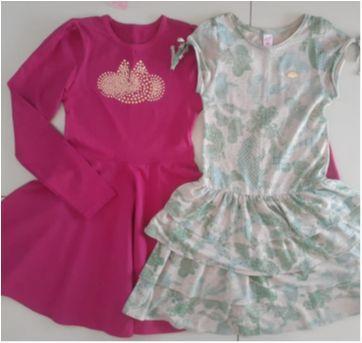 dois vestidos - 10 anos - Lilica Ripilica