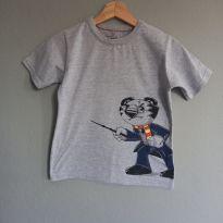 Camiseta tigor - 10 anos - Tigor T.  Tigre