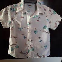 Camisa linda - 9 a 12 meses - PUC