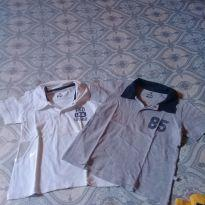 Lotinho camisetas Hering - 2 anos - Hering Kids