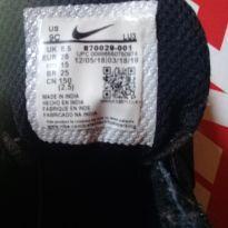 Tênis Nike preto - 25 - Nike
