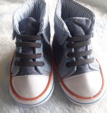 Tênis Mothercare jeans - 18 - Mothercare