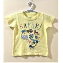 Camiseta Marisol - 1 ano - Marisol