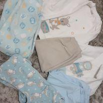 Quatro Pijamas de inverno número 3 - 3 anos - Diversas