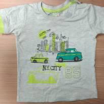 Camisa Malha - 9 meses - Nacional