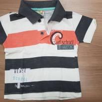Camisa Polo - 9 meses - Nacional
