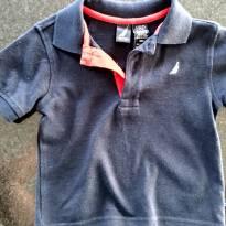 Camisa Polo - 18 meses - Nautica
