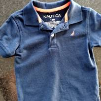 Camisa Polo Náutica - 18 meses - Nautica
