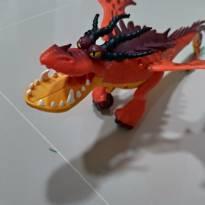 Dragão dente de anzol (como treinar seu dragão) -  - Importado