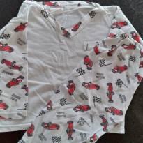 Pijama - 1 ano - Nacional
