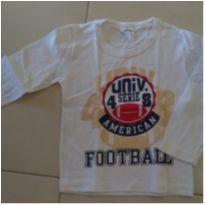 Camisa Malha - 2 anos - Nacional
