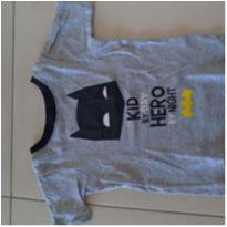 Camisa Pijama - 4 anos - Importada