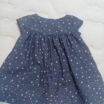 Vestido Infantil - Paola Bimbi - 6 a 9 meses - Paola BimBi