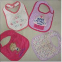 Kit 4 Babadores Child of mine by Carters -  - Carter`s